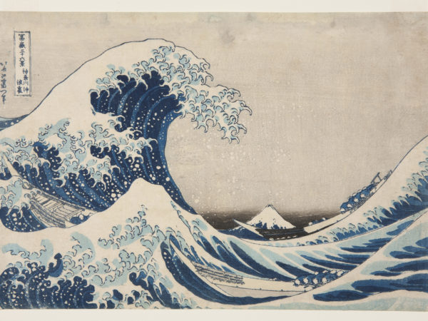 The Hollow of the Deep Sea Wave off Kanagawa